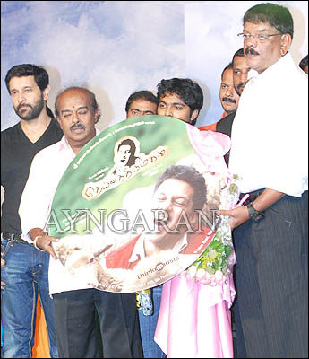 Deiva Thirumagan audio launched