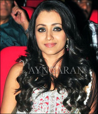 Trisha keeps her celebration simple