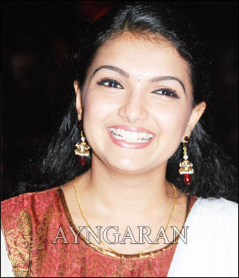 Saranya Mohan is brimmed with expectation