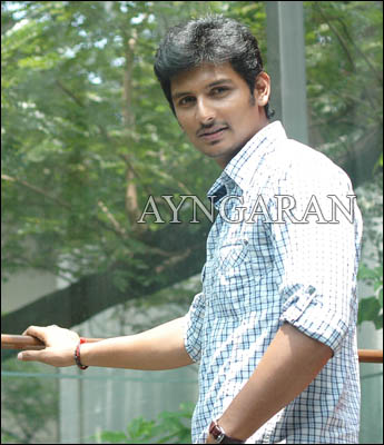 Actor Jiiva is on a high