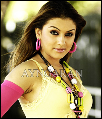 My focus is on south, says Hansika