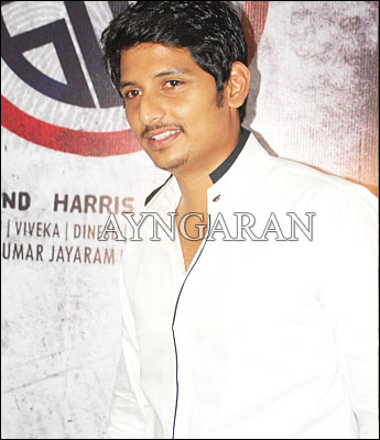 Jiiva to turn producer