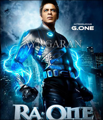 Promos of Ra One generating great buzz