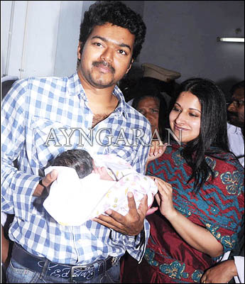 Actor Vijay's best birthday gift