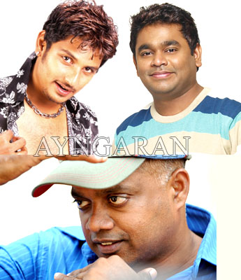 Jiiva to team with Gautham & AR Rahman