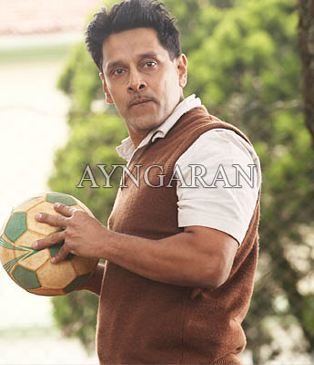 Actor Vikram gets candid