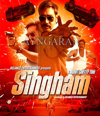 Ajay Devgan action-packed Singham from tomorrow