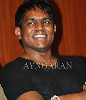 Yuvan Shankar Raja goes global