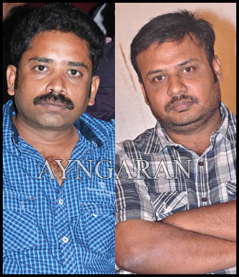 Prabhu Solomon & Seenu bestowed with title