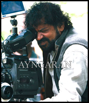 Santosh Sivan next titled Ceylon?