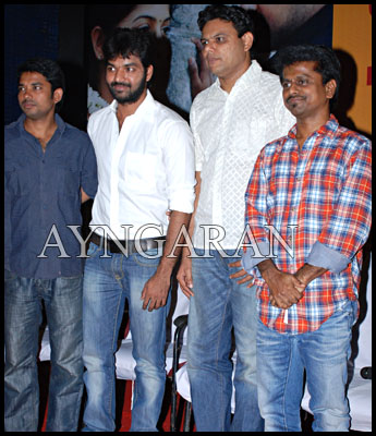 Engeyum Eppodhum Press meet held