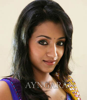 Trisha to debut in Kannada?