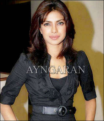 Priyanka Chopra in Mollywood?