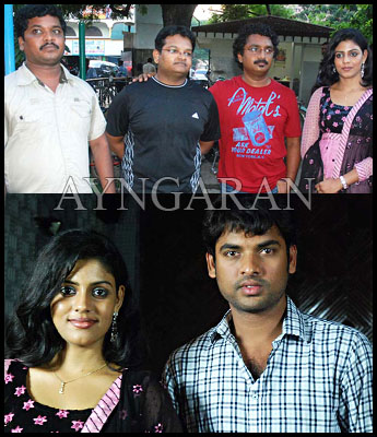 Vaagai Sooda Vaa team met the press