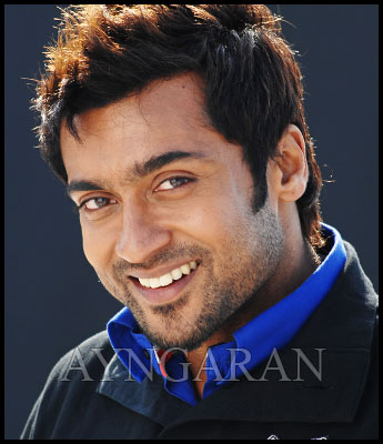 Venkat and Suriya together