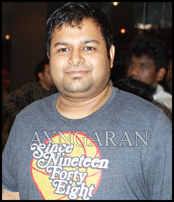 Thaman happy with Dookudu