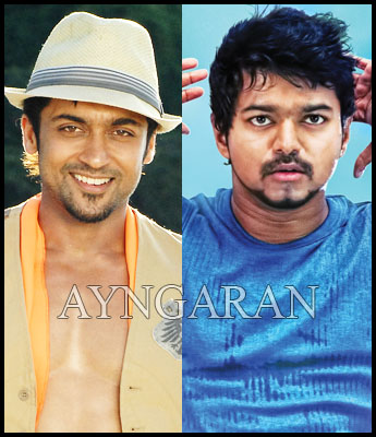 Vijay and Suriya together for this Diwali