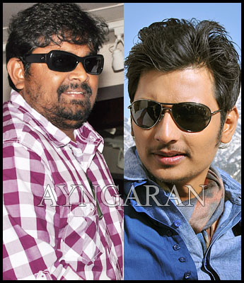 Jiiva gearing for Mugamoodi