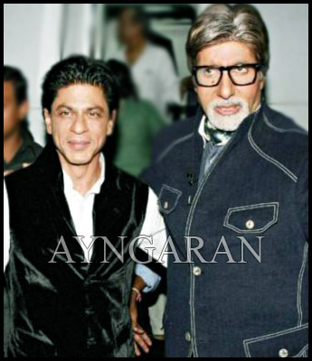 Shahrukh has Big B also in Ra one