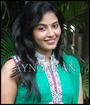 Anjali is the heroine in Sundar C film
