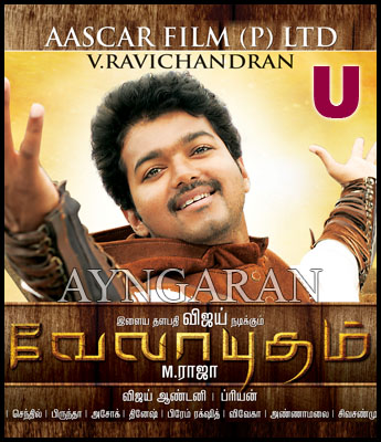 Velayudham convinces the officials