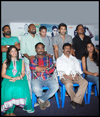Aravaan team meets the press