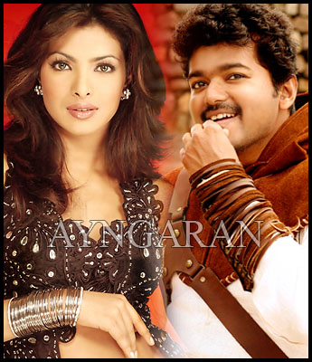 Priyanka Chopra again with Vijay