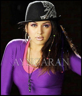 Hansika clear selection