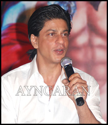 SRK thanks the dream girl