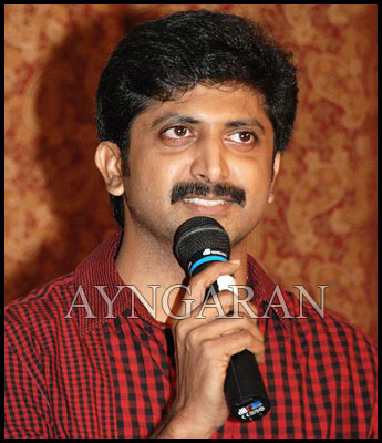 Jayam Raja Meets the Press
