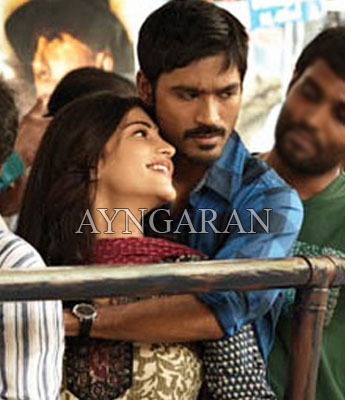 Dhanush turns lyricist