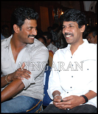 Vishal to team with Bala?
