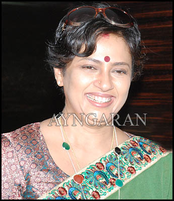 Lakshmi to direct her first feature film