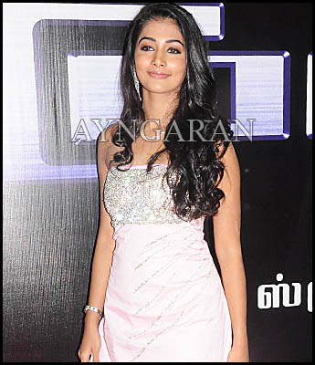 Pooja Hegde excited with her debut