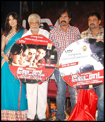 Vettai audio released