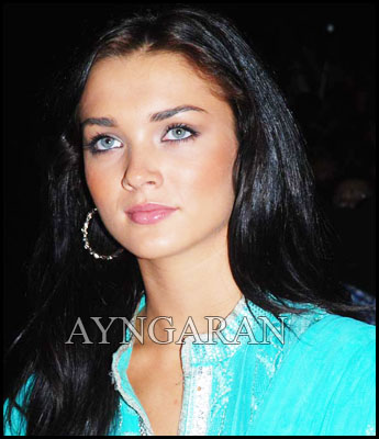 Amy Jackson thrilled