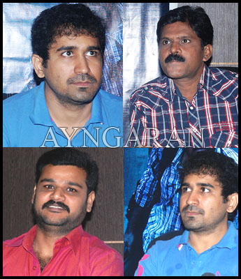 Naan press meet held