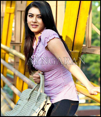 Shooting in Jordan was adventurous, says Hansika