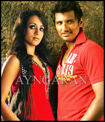 Jiiva, Trisha to pair up ?