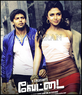 Story is the hero of Vettai, says Arya