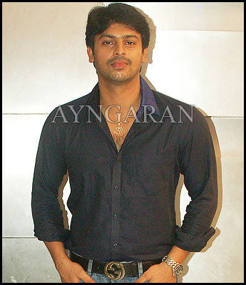 Srikanth eagerly awaiting for nanban's release
