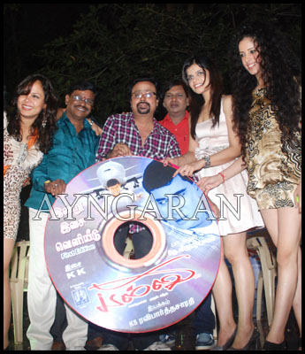 Pallu audio launched