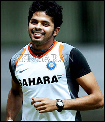 Sreesanth's other passion