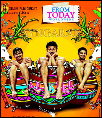 Nanban worlwide release today