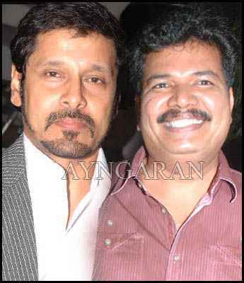 Shankar & Vikram to team up?