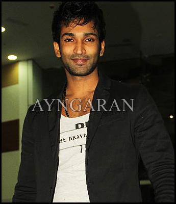Aadhi on a high