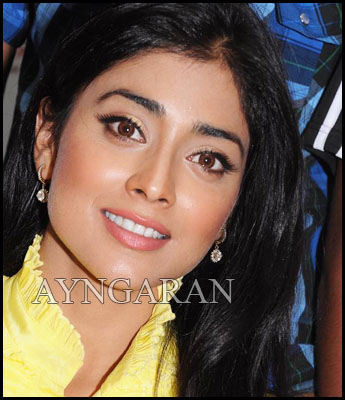 Shriya gears up for her B'wood release