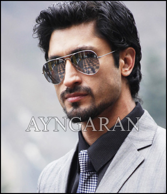 Vidyut Jamwal on a high