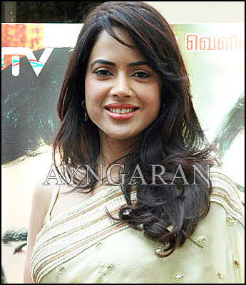Sameera Reddy is gung ho