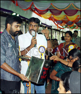 Sasikumar noble deed